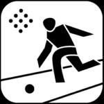 Kegeln. © Deutscher Olympischer Sportbund e. V.